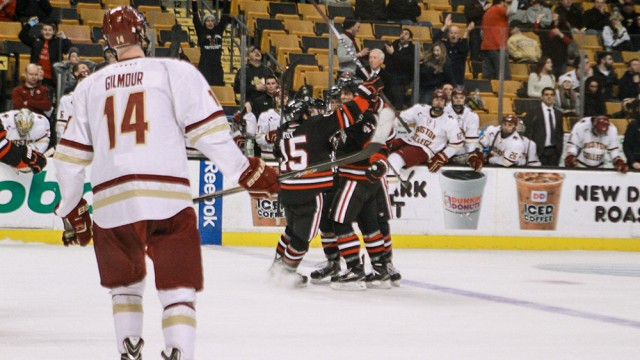 Penalty Killed: BC Dropped By Northeastern In Beanpot Semifinal