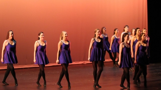An 'Encore' For The Dance Organization Of Boston College