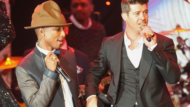 The 'Blurred Lines' Of Copyright In The Music Industry