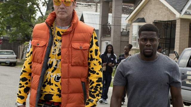Crass Comedy Wins The Day In Ferrell And Hart's 'Get Hard'