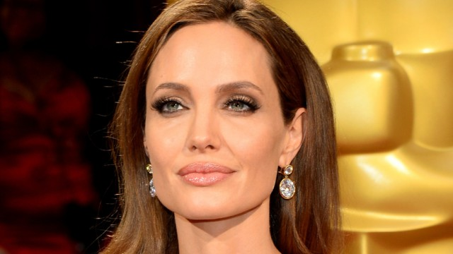 Angelina Jolie And Her Famous Ovaries
