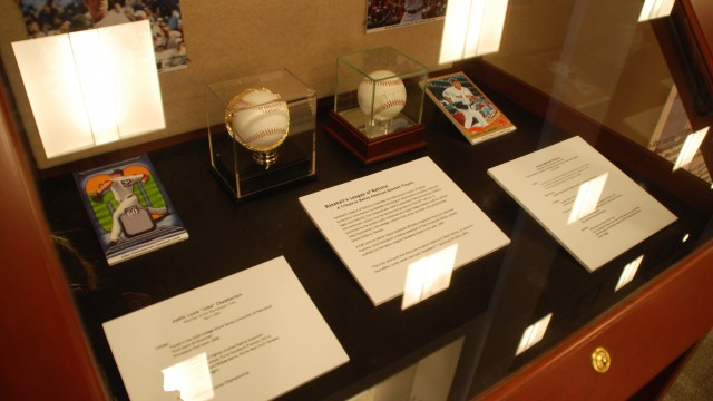 O'Neill Exhibit Showcases Native Americans In Baseball
