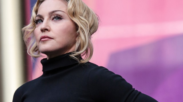 Madonna Makes Clumsy Attempt At Contemporary Relavancy