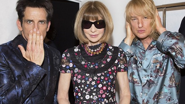 Zoolander Walks Never Ending Line Between Creativity And Commercialism