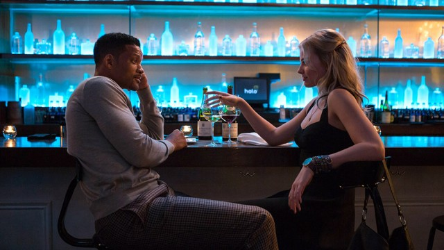 Will Smith Regains 'Focus' In Hectic Con-Thriller