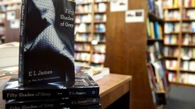'Fifty Shades' Pulled From BC Bookstore