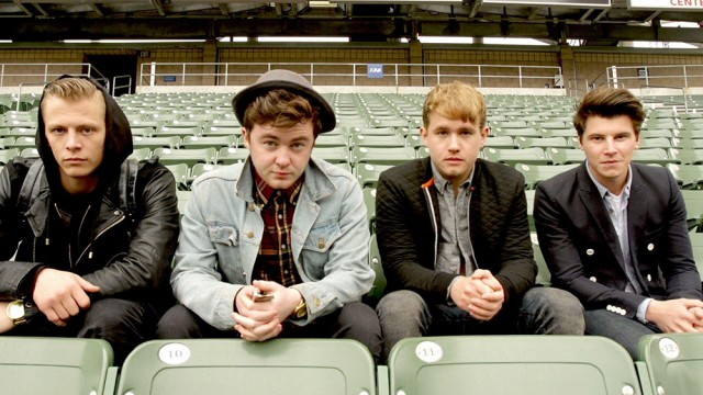 Rixton Treads Down Weary Path Of Past Boy Bands