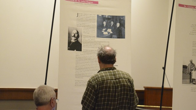 Legal Attacks Of Nazi Law Analyzed At Two-Day Conference