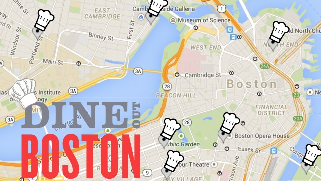 Eat Away The Winter: 'Dine Out Boston' Offers Restaurant Deals