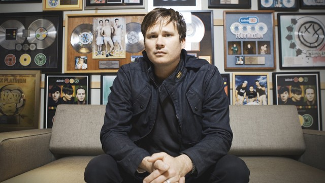 DeLonge's First Solo Album Fails To Reach For 'The Stars…'