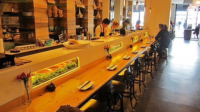 Fuji Brings Sushi And Taste Of Japanese Culture To Assembly Row