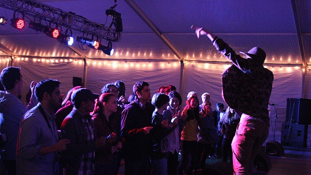 'BC Underground' Serves As Platform For Hip-Hop Community