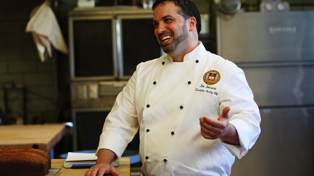Moving Beyond Just Desserts, Pastry Chef Tim Fonseca Aims For New BC Dining Experience
