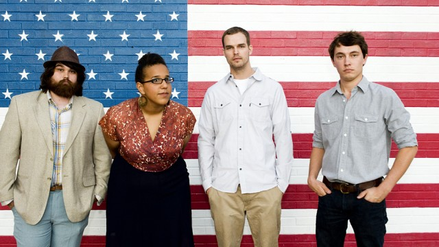 Alabama Shakes' Sophomore Effort Is An Experimentation in  'Sound & Color'