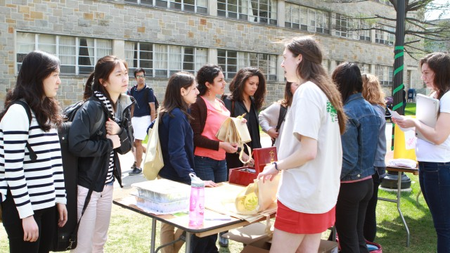 Gridlock In Funding Process Leads Student Leaders To Circumvent SOFC