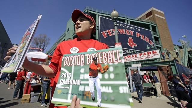 Red Sox Introduce Upgrades To Fenway Park