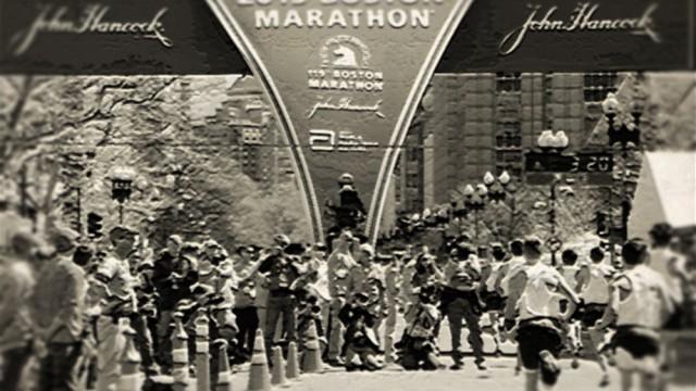How Do I Love Thee, Marathon Monday