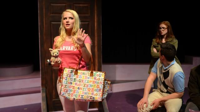 Elle Woods Brings Perk And Pep To The Bonn