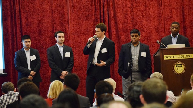 CoReHub Takes Home $20,000 In University Venture Competition