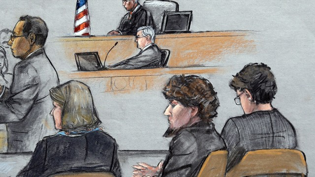 BC Professor Argues Dzhokhar Tsarnaev Trial Appears Far From Over