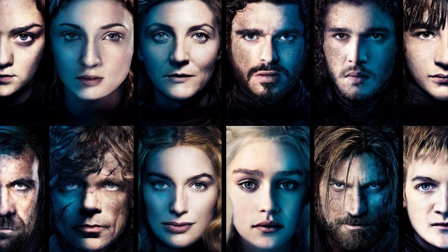 Game Of Thrones: Crowning The Cast Of Westeros