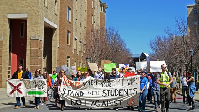 LTE: Letter From Climate Justice At Boston College