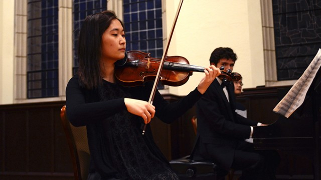 The BC Chamber Music Society Anoints Beethoven's 'Archduke'