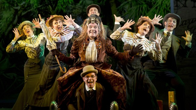 'A Gentleman's Guide' To Love, Fame, Success On Broadway