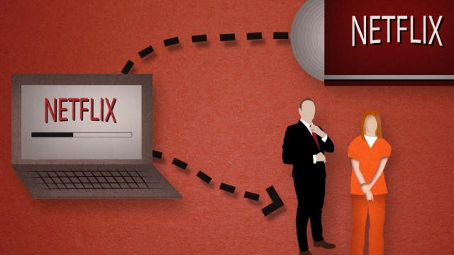 Netflix: From The Mailroom To The Laptop