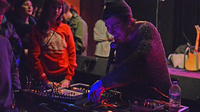 WZBC Hosts Eclectic Concert Featuring Little Spoon, Skinny Bones, And Ricky Eat Acid