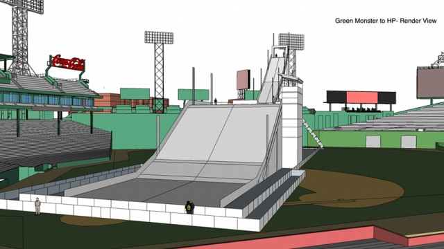 'Big Air' Event Should Stay Far Away From Fenway Park This Winter