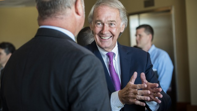 A Congressional Push For Environmental Policy By Senator Markey