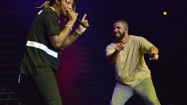 Drake and Future Trade Swings on 'What a Time to Be Alive'