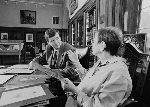 Lecture Series Honors Late Irish Studies Co-Founder Adele Dalsimer