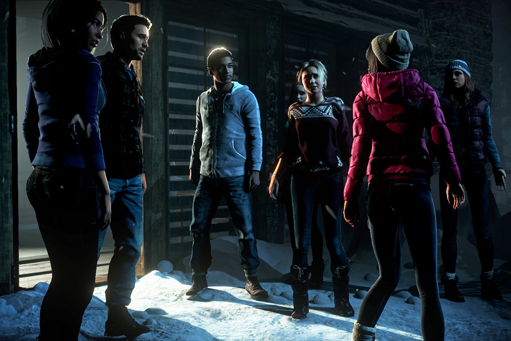 Until Dawn' Puts The Fate Of Its Characters In Your Shaking Hands — The  Heights