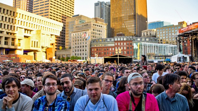 A Year-Round Effort For Boston Calling Showrunners