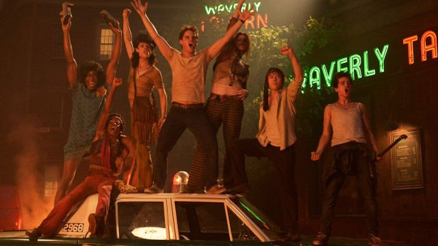 Emmerich's Energy Crumbles In 'Stonewall'