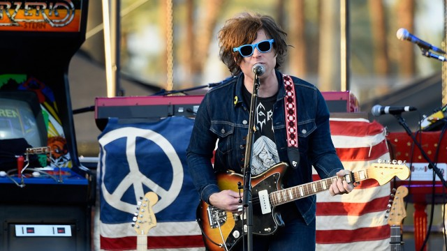 Ryan Adams Gives Swift's '1989' A Whirl