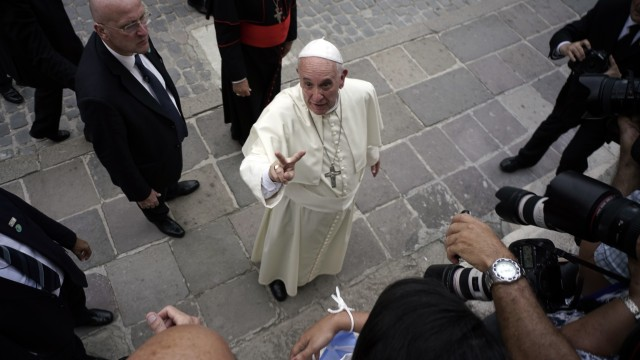 LTE: Boston College Does Not Stand In Solidarity With Pope On Climate Justice