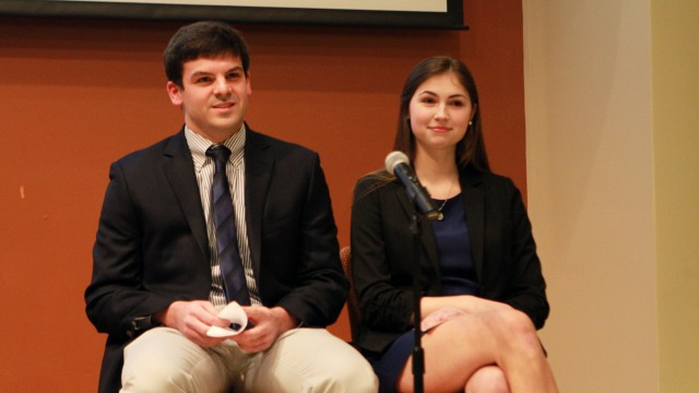 UGBC Stages Five-Week Endeavor To Engage Students On Social Issues