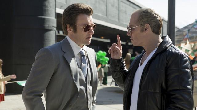 Depp Returns To Form, Despite 'Mass' Of Shoehorned Storytelling