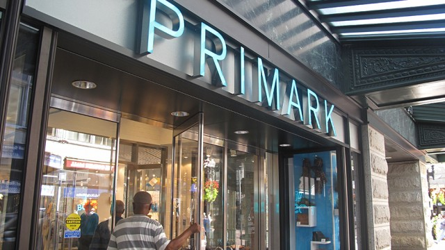 Primark Opens First American Store In Boston