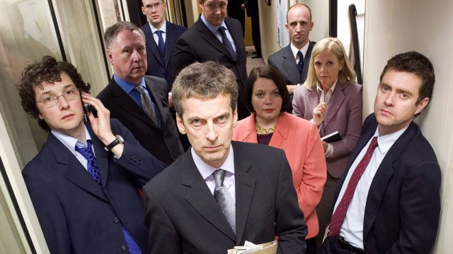 Getting Through 'The Thick Of It'