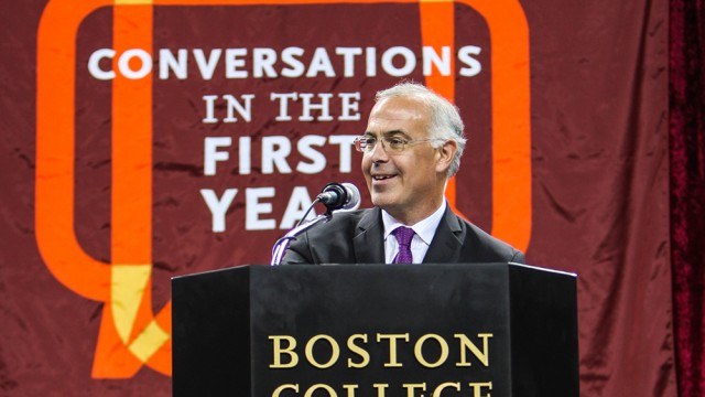 Writing Your Eulogy: A Conversation On Ethics With David Brooks