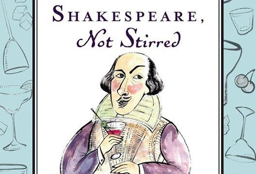 BC Professor Co-Authors Shakespeare Mixology Book