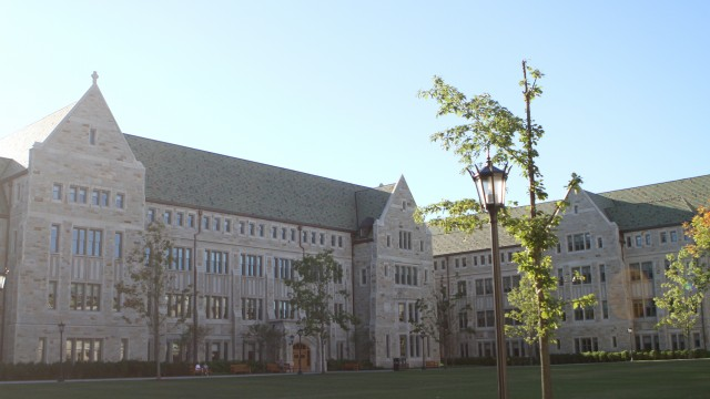 Not Growing Indifferent To Accomplishments At Boston College