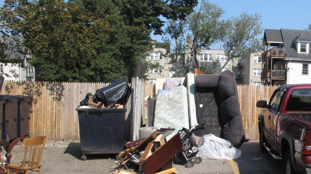 Students Find Trash, Treasure on 'Allston Christmas' Move-In Day