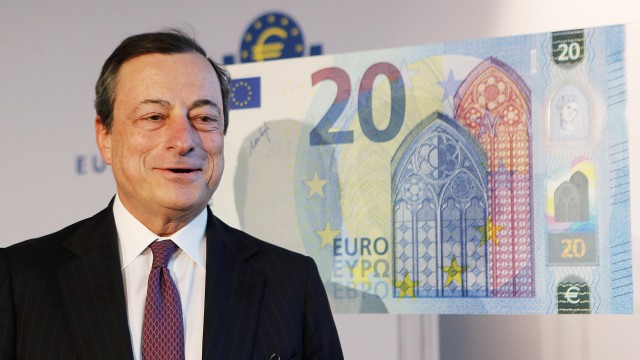 The Tenuous Eurozone 'Recovery'