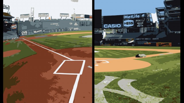 Tale Of Two Baseball Stadiums