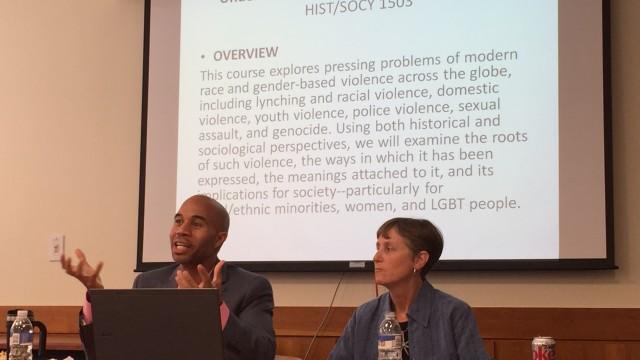 Race-Based Forum Spotlights White Privilege In Academia